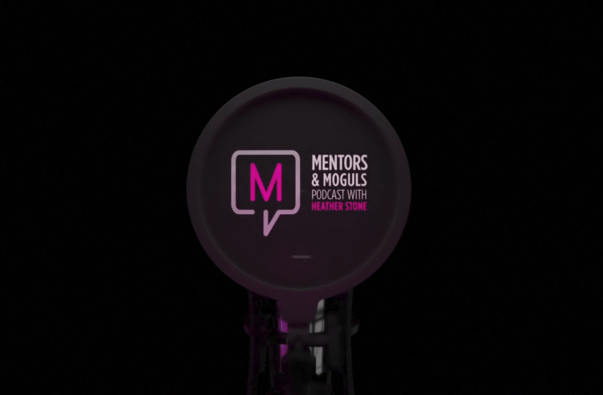 THE MENTORS AND MOGULS PODCAST Is Ready To Make A Splash