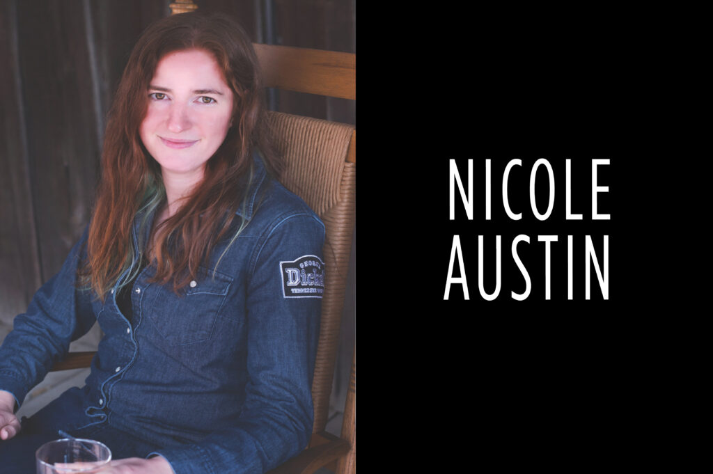 The Path to Whisky of the Year with Game Changing Distiller Nicole Austin