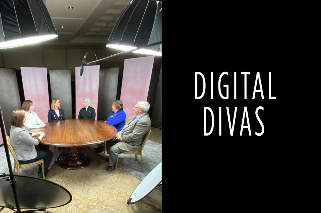 The Growing Impact of Women in STEM featuring the Digital Divas