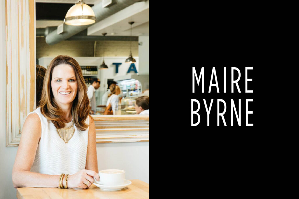 Good Food & Good Business with Chef Maire Byrne!