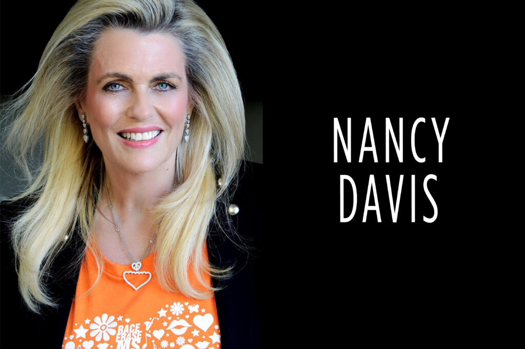Race to Erase MS with Nancy Davis