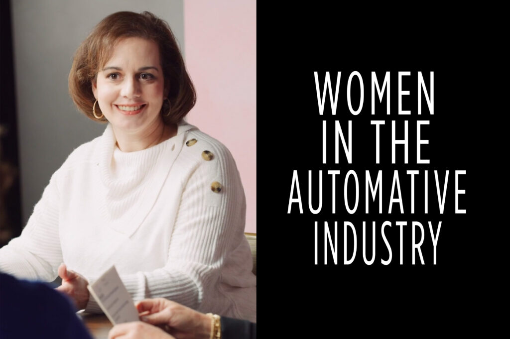 New Opportunities for Women in the Automotive Industry