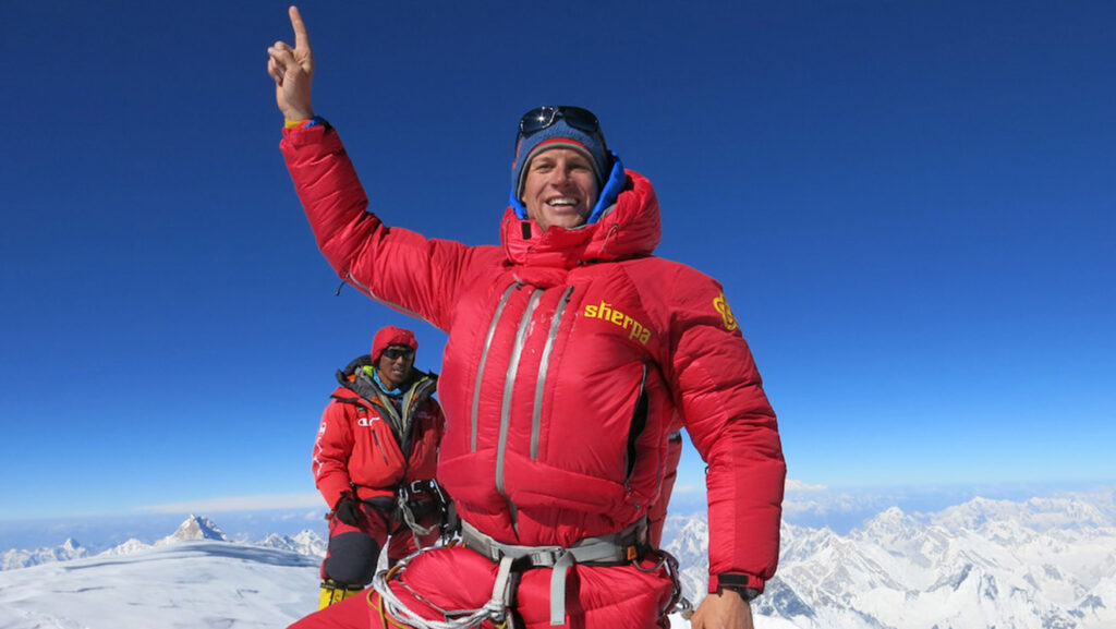 The Mindset of a Leader – Garrett Madison – Everest Climber & Mountaineering Phenomenon
