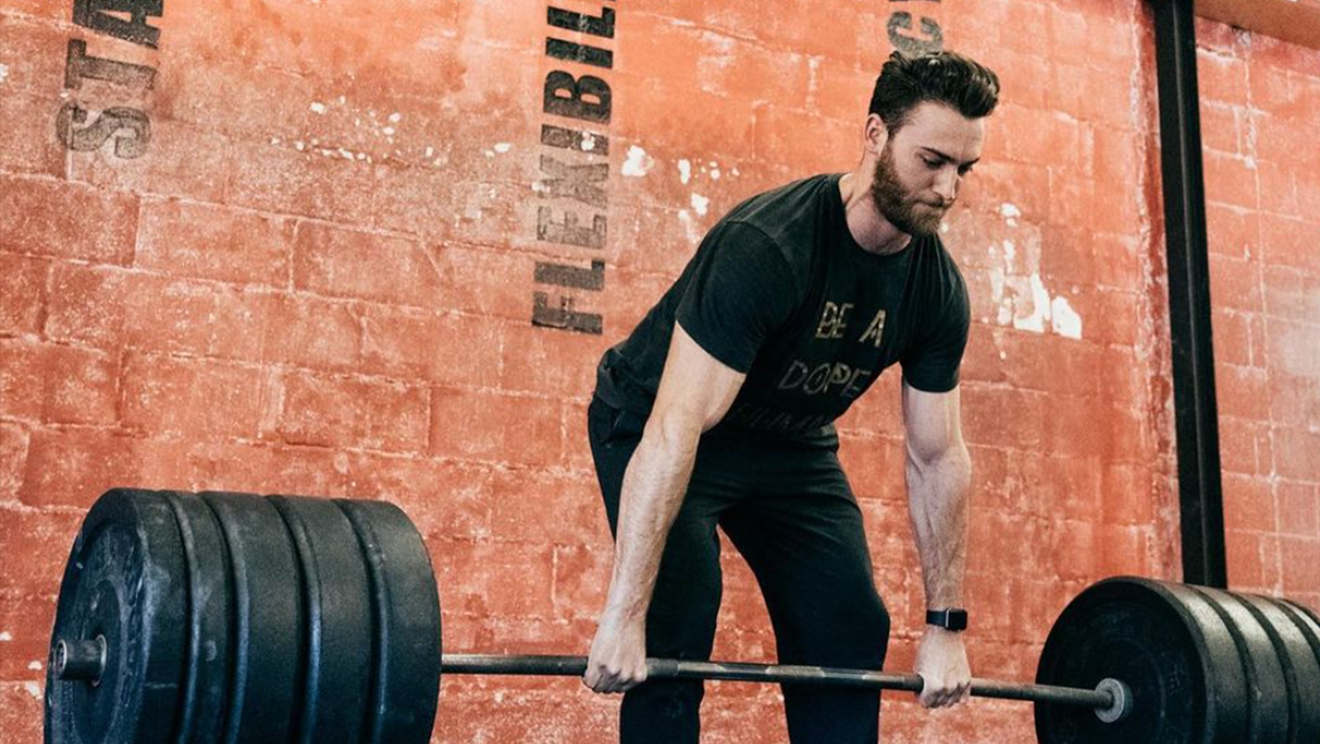 Tackling your health and fitness head-on w/ CrossFit Guru Gunther Klaus